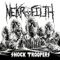 Speedwolf: Breakin' Down / Shock Troopers -split