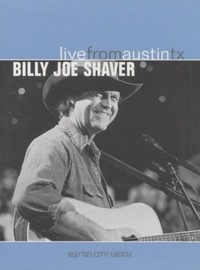 Shaver, Billy Joe : Live from Austin TX -cd+dvd