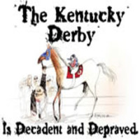 V/A : Hunter S. Thompson's The Kentucky Derby Is Decadent and Depraved