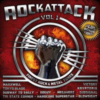 V/A: Rock attack vol. 1