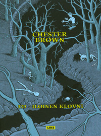 Brown, Chester : Ed - iloinen klovni