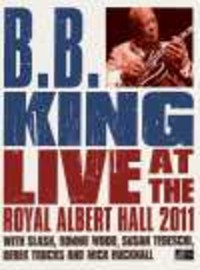 King, B.B. : Live at the royal albert hall 2011