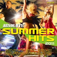 V/A : Absolute Summer Hits 2011