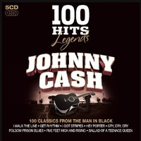 Cash, Johnny : 100 hits legends - Johnny Cash
