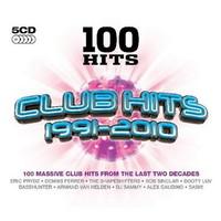 V/A: 100 hits - club hits 1991 - 2010