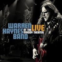 Haynes, Warren: Live at the moody theater -2cd+dvd