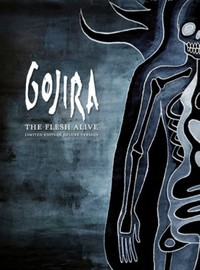 Gojira: Flesh Alive -dvd+cd-