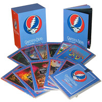 Grateful Dead: All the years combine: The dvd collection