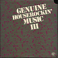 V/A: Genuine houserockin' music 3