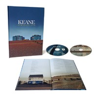 Keane: Strangeland -über deluxe book version cd+dvd