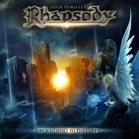 Rhapsody : Ascending to infinity