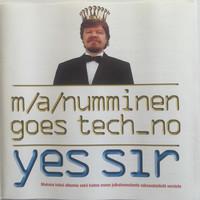 Numminen, M.A.: Yes sir