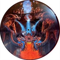 Dismember: Like an everflowing stream -picture disc-