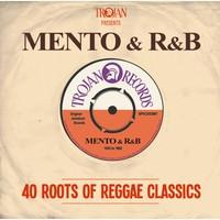 V/A / Trojan Records : Trojan Presents: R&b & Mento - 40 Roots Of Reggae Classics