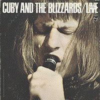 Cuby And The Blizzards : Live