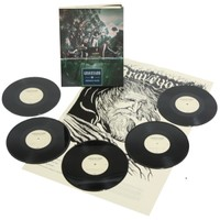 Graveyard (SWE) : Hisingen Blues -ltd.box-