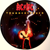 AC/DC: Thunderstruck -picture disc-