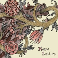 Horse Feathers : Words Are Dead -reissue