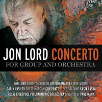 Lord, Jon: Concerto For Group And Orchestra