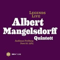 Mangelsdorff, Albert: Live at Freiburg 1964
