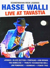 Walli, Hasse: Live At Tavastia