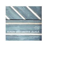 Jyväskylän Studiokuoro: Runon mestareiden jäljillä