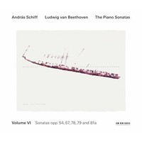 Beethoven, Ludwig van: Piano Sonatas Vol. VI