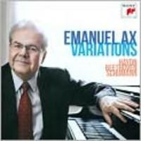 Ax, Emanuel: Variations: Haydn, Beethoven, Schumann
