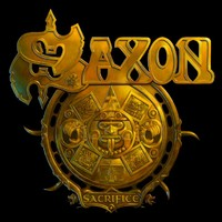 Saxon : Sacrifice -limited edition