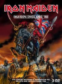 Iron Maiden : Maiden England '88