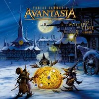 Avantasia : Mystery Of Time -Limited digipak