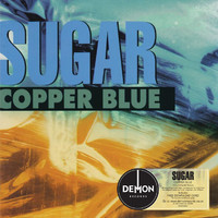 Sugar : Copper blue