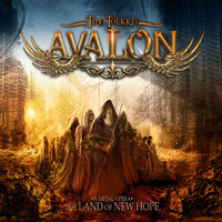 Timo Tolkki's Avalon : Land of New Hope -Limited edition