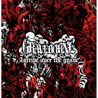 Graveborne : Astride Over The Grave