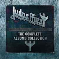 Judas Priest: Complete albums collection