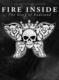 Endstand : Fire Inside - The Story Of Endstand -dvd+cd