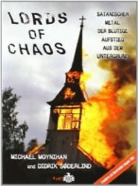 Lords Of Chaos Book