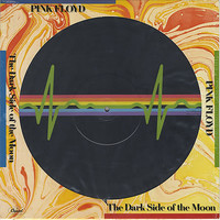 Pink Floyd : Dark Side Of The Moon -picture disc-