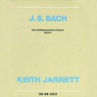 Jarrett, Keith: Das Wohltemperierte Klavier Buch 1