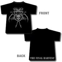 Final Harvest: Skull Logo