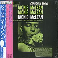 McLean, Jackie: Capuchin swing