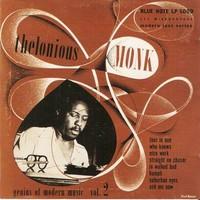 Monk, Thelonious: Genius of modern music 2