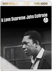 Coltrane, John : A love supreme