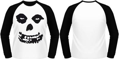 Misfits: All over skull