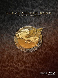 Miller, Steve Band: Live from Chicago -2dvd+cd