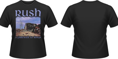 Rush : A farewell to kings