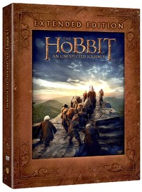 Hobitti: Odottamaton matka - pidennetty versio - The Hobbit: An Unexpected Journey - Extended Edition