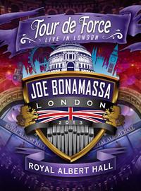 Bonamassa, Joe: Tour de Force: Live in London Joe Bonamassa 2013 -Royal Albert Hall