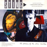 Sting: Dream of the Blue Turtles - Picture Disc