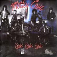 Mötley Crüe : Girls girls girls